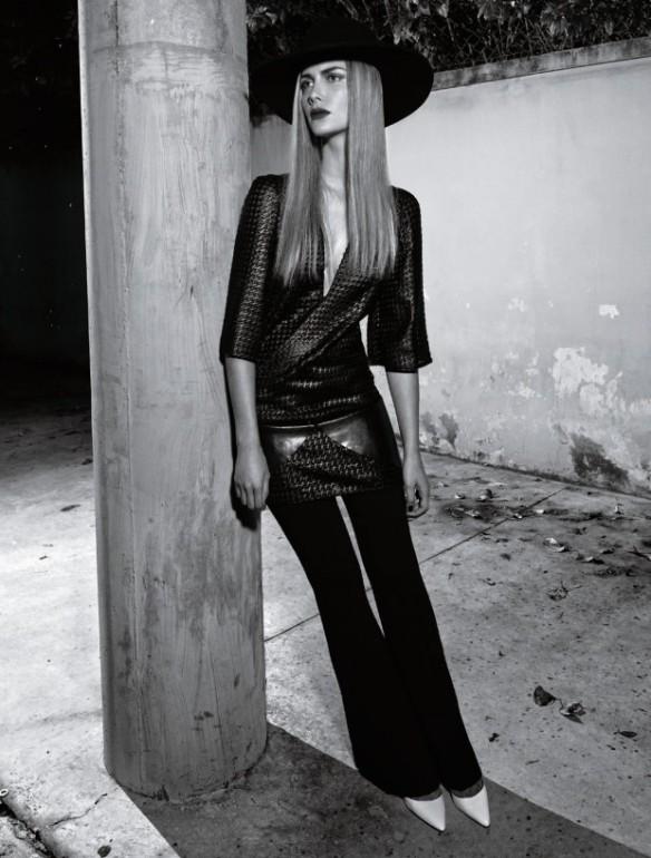 258 620x818 Harpers Bazaar Brasil | Editorial de Moda Abril 2013 | Ana Claudia Michels por Gui Paganini